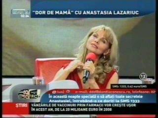 Anastasia Lazariuc despre viata si debutul sau artistic (3)