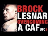 Brock Lesnar UFC Undisputed 3 Commentary Online Multiplayer ranked Match MMAGAME