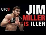 Jim Miller UFC Undisputed 3 Commentary Online Multiplayer Ranked Match MMAGAME